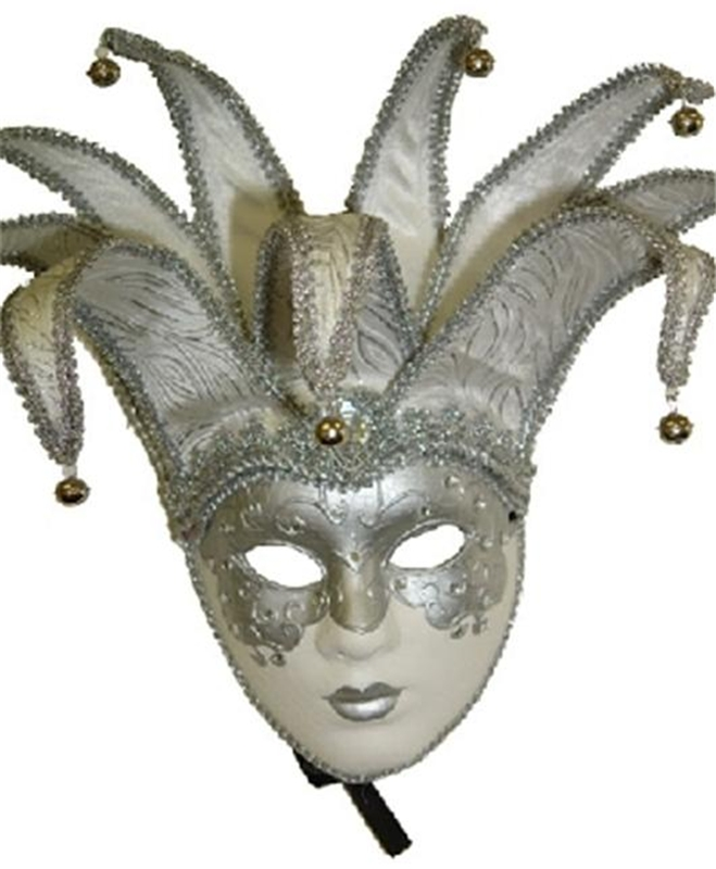 Jester Adult Mask