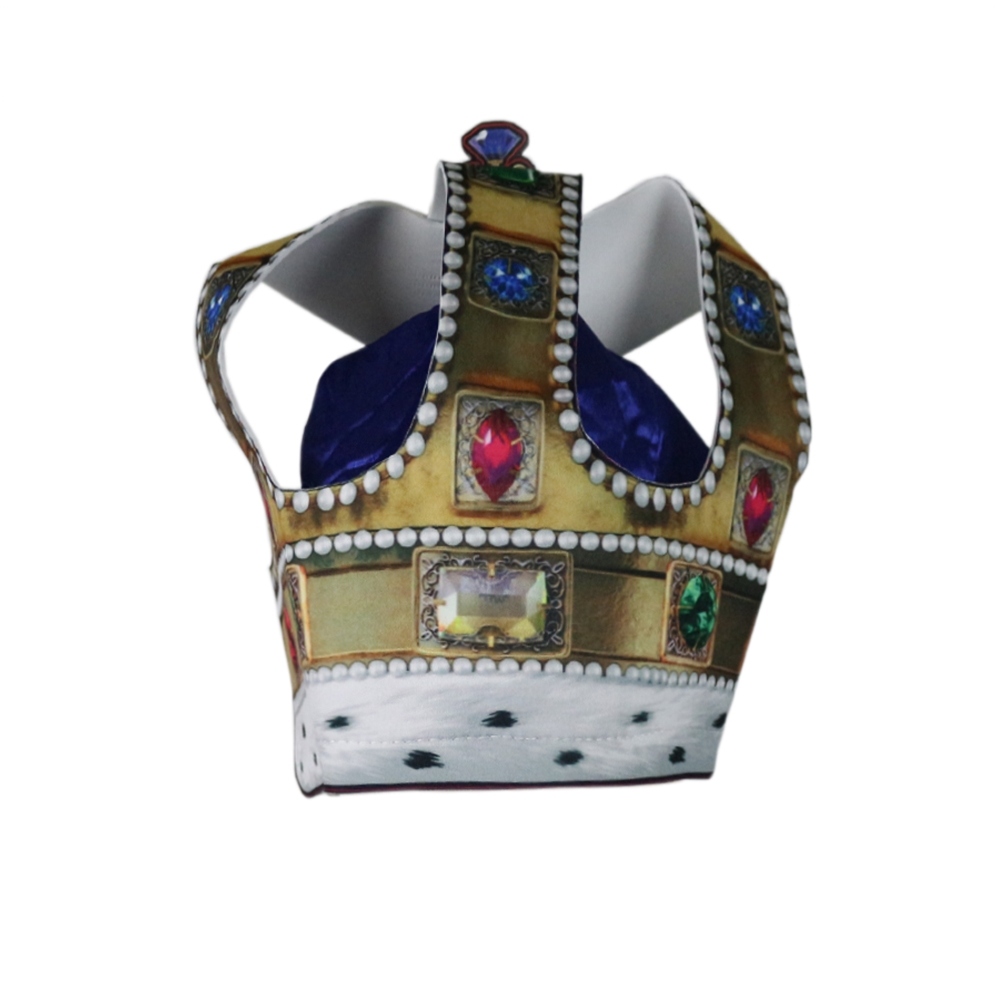 Minion King Adult Crown