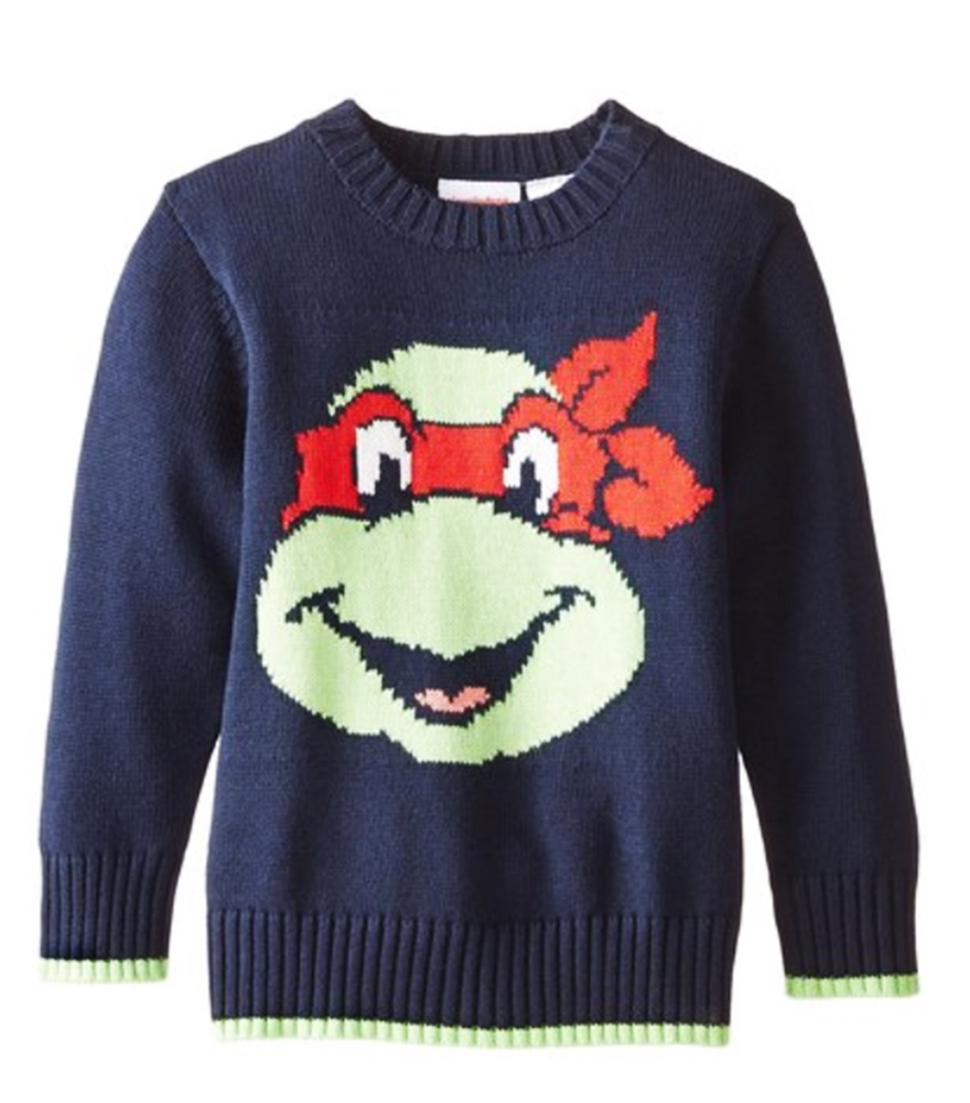 Teenage Mutant Ninja Turtles Toddler Sweater  (Teenage Mutant Ninja Turtles Ninja Turtles)