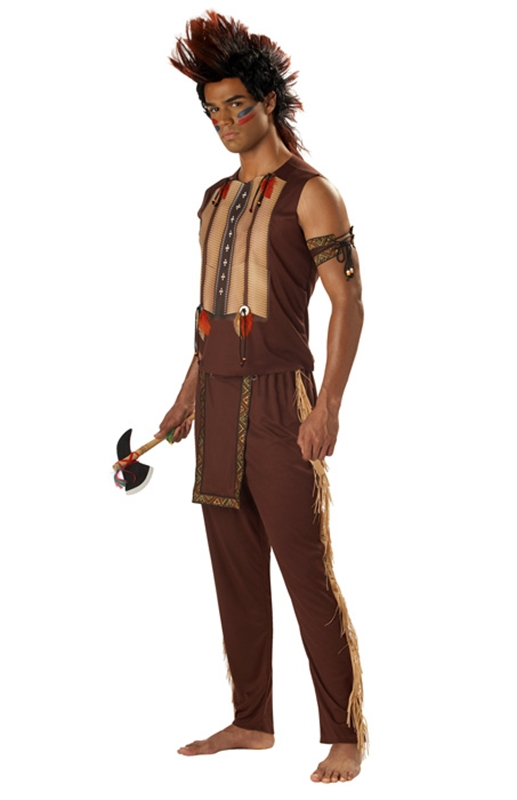 Noble Warrior Plus Size Adult Mens Costume