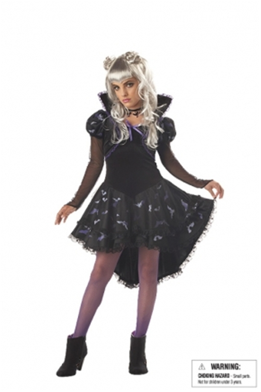 Nocturna Vampire Princess Tween Costume