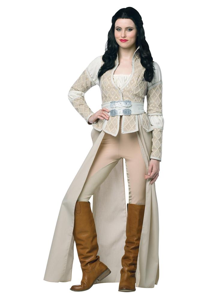 Once Upon a Time Snow White Adult Womens Costume