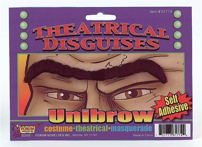 Unibrow Eyebrow