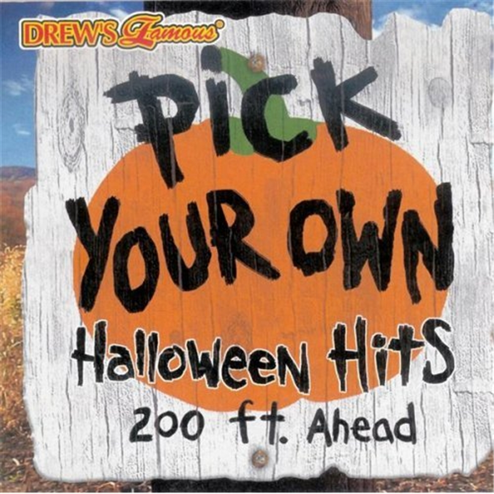 Pick Your Own Halloween Hits CD