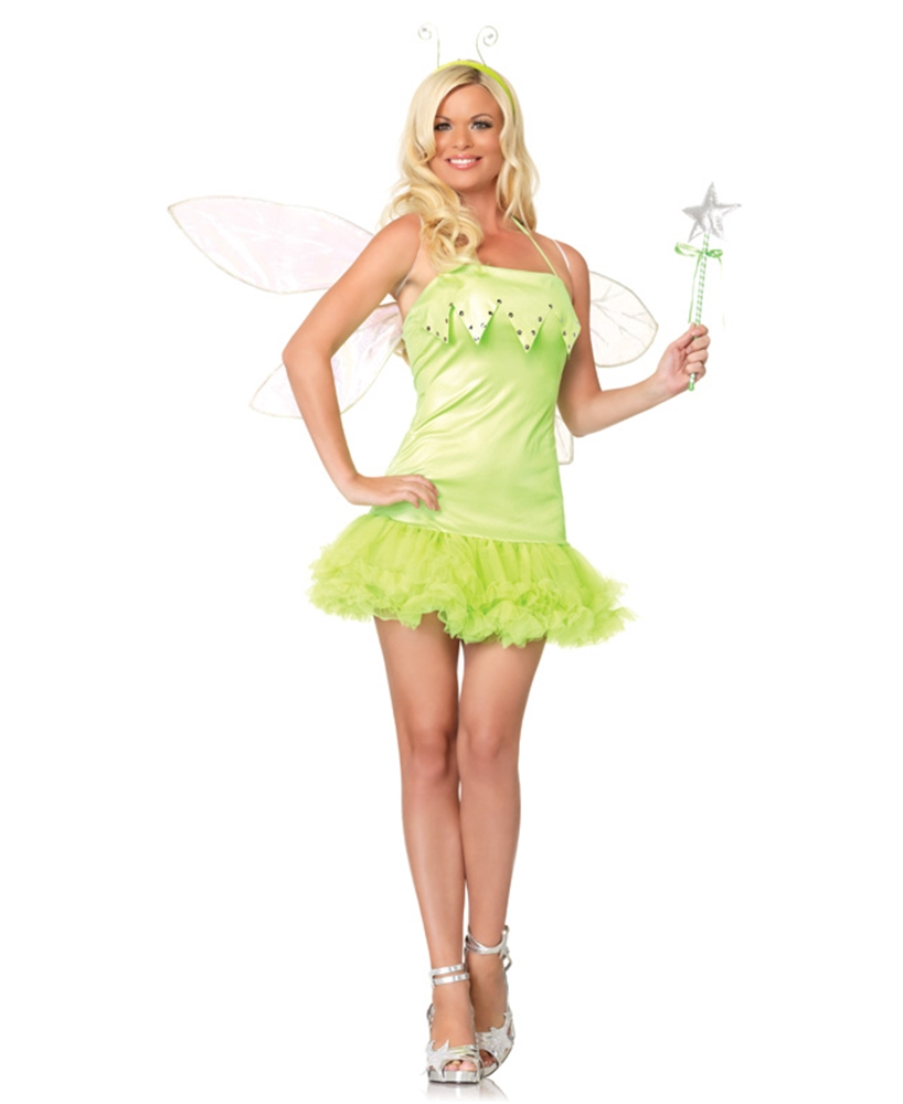 Pixie Dust Fairy Adult Womens Costume