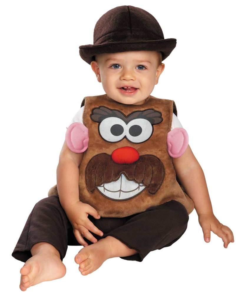 Mr Potato Head Vintage Infant Child Costume