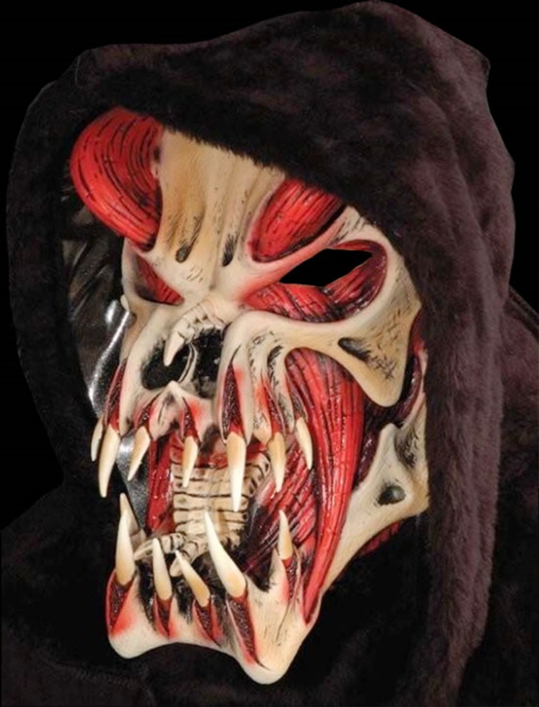 Predator Red Mask