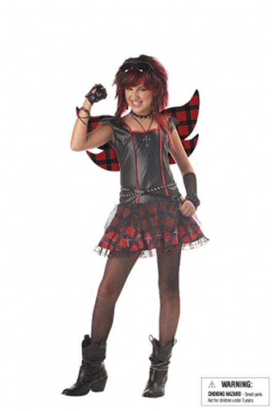 Rebel Fairy Tween Costume