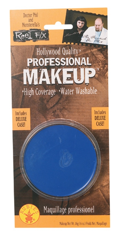 Reel FX Blue Makeup Large by Rubies