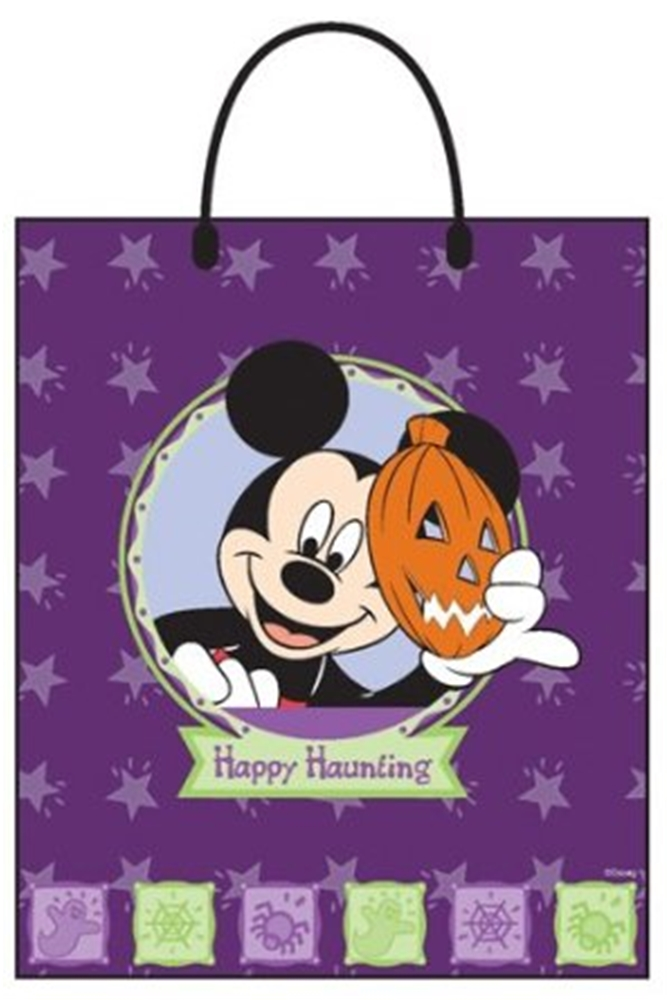Mickey Treat Bag 2 Designs