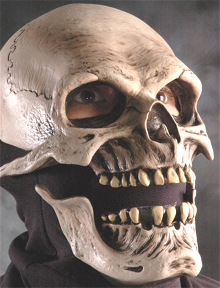 Skeleton Death Adult Mask by Zagone Studios