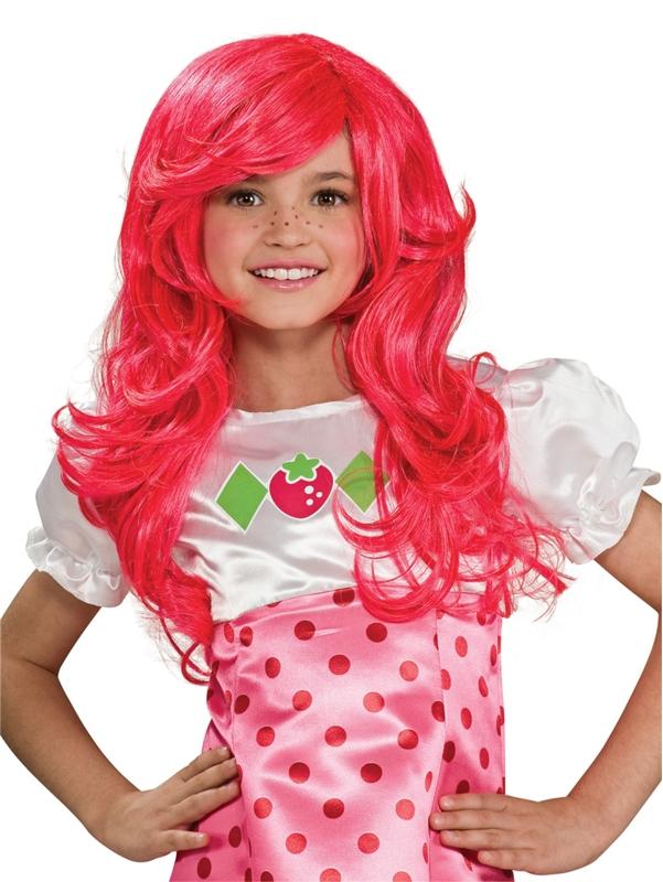 Strawberry Shortcake Child Wig