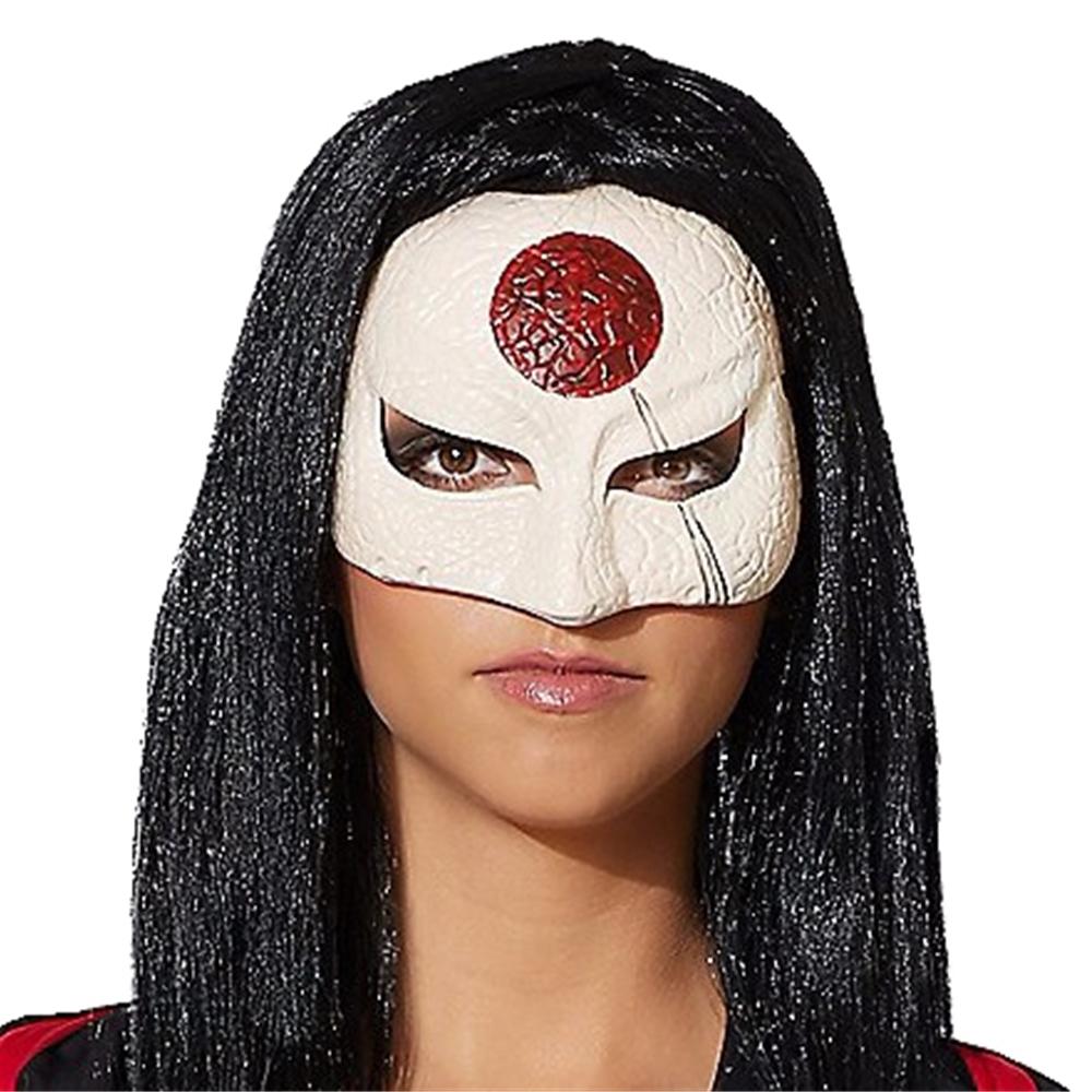 Suicide Squad Katana Mask 33413