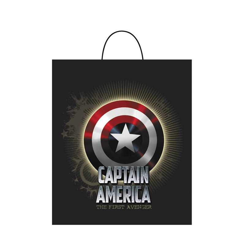 Captain America Movie Treat Bag