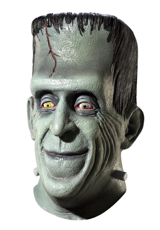 Herman Munster Latex Mask