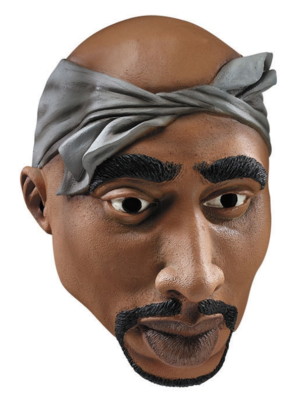 Thug Life Mask with Bandana