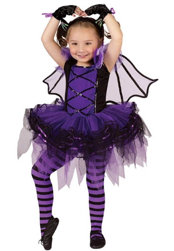Bat-Arina Tutu Toddler Costume