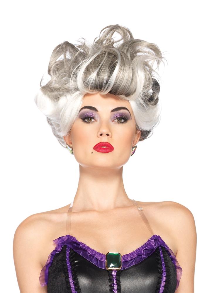 Ursula Grey Wig