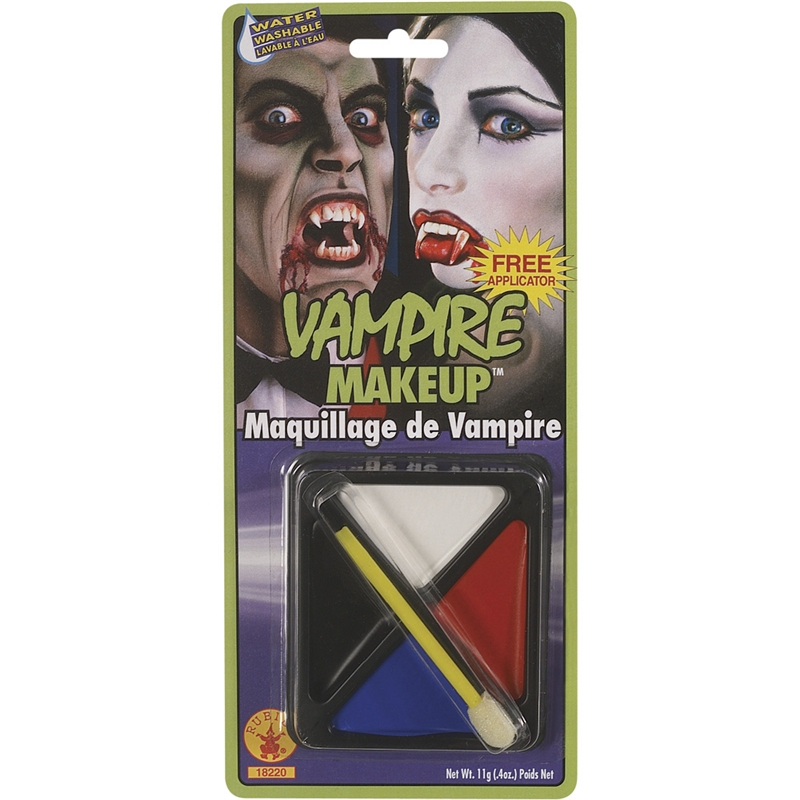 Vampire Kit Makeup by Rubies