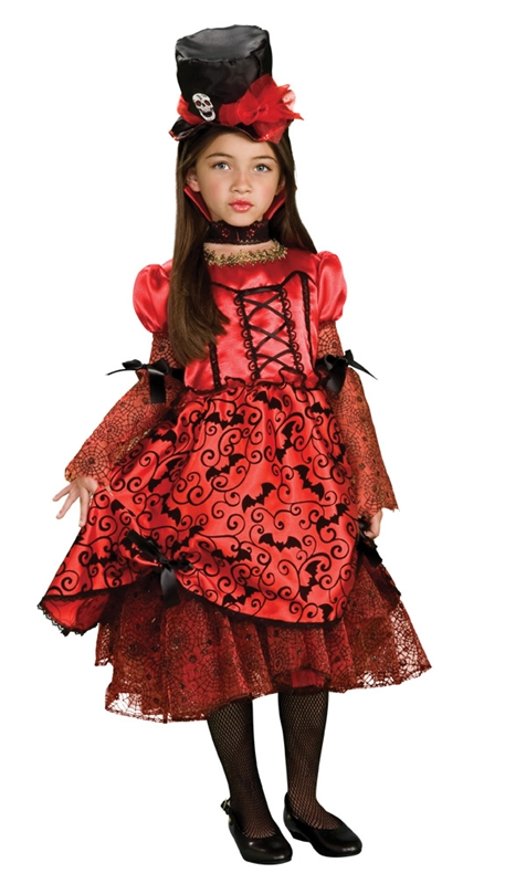 Vampire Princess Child Costume