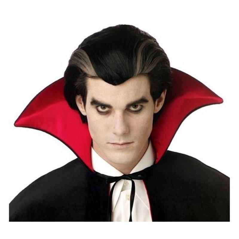 Вампирский макияж для мужчин