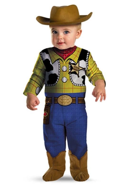 Toy Story and Beyond! Woody Infant & Toddler Costume by Disguise