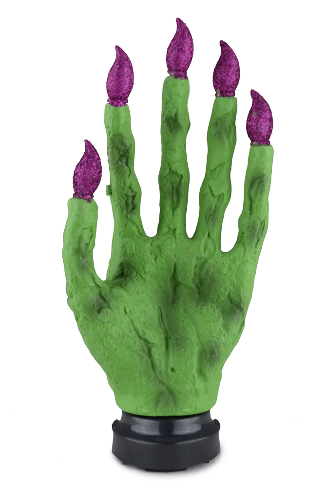 Witch Hand Candolier
