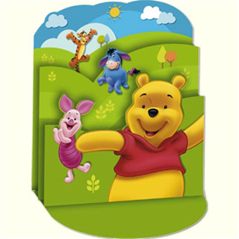 Pooh Centerpiece