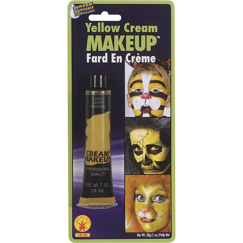 Yellow Cream Makeup