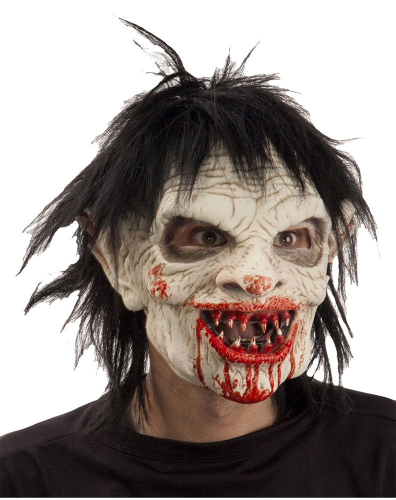 Yummy Zombie Mask by Zagone Studios