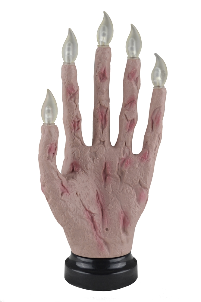 Zombie Hand Candolier