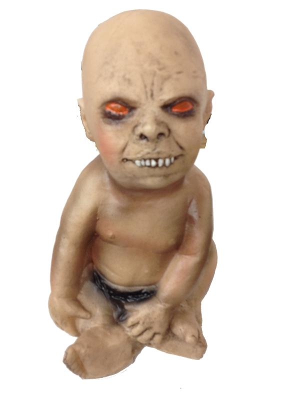 Zombie Baby Prop