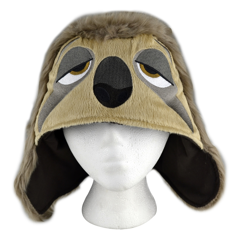 Zootopia Flash Plush Child Hat