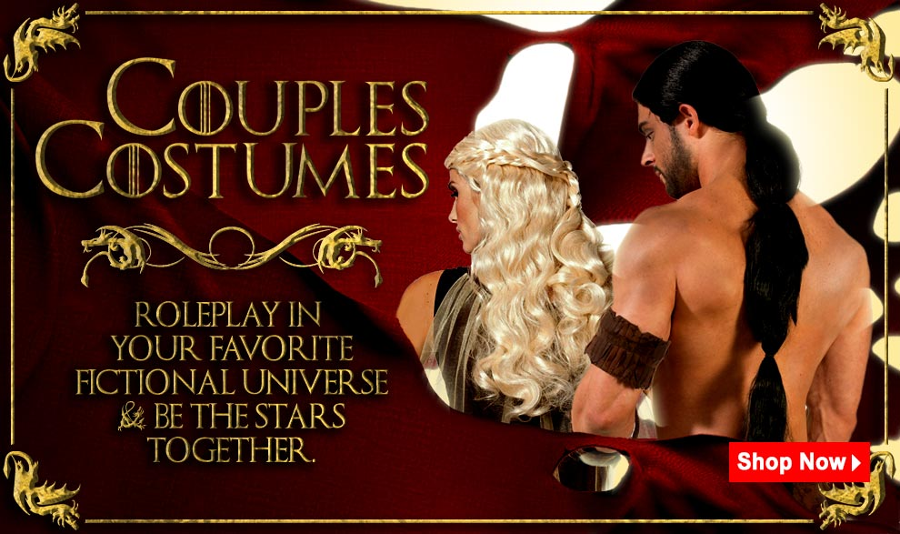 Couples Costumes at Trendyhalloween.com