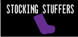 Geek to Goth Gift Finder- Stocking Stuffers