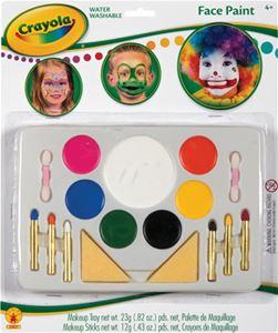 crayola face paint makeup kit 325762