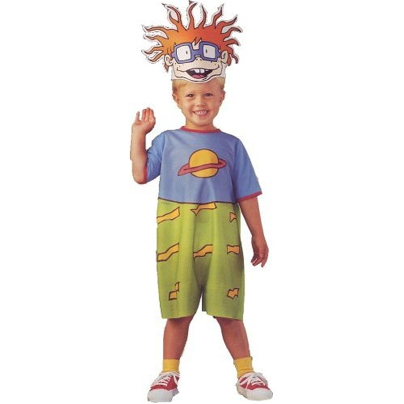 rugrats chuckie toddler costume