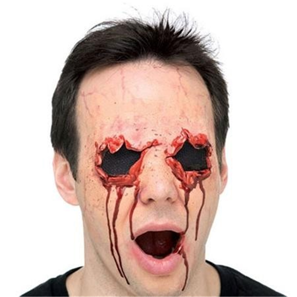 Don Post No Eyes Sightless Costume Appliance - 138908 | Trendyhalloween.com