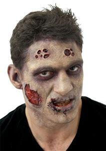 Zombie Wounds Make Up Kit