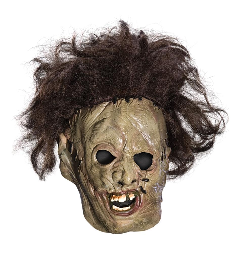 Leatherface 3/4 Child Mask