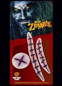 Rob zombie scar appliances 349737 - Zombie scars with glue ...