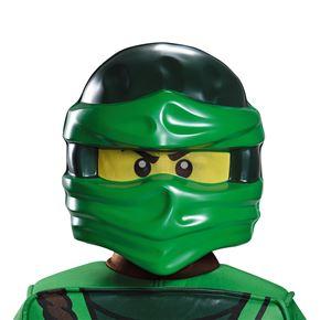 Lego Ninjago Lloyd Child Mask 373381 Trendyhalloweencom