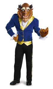 You can buy theDisguise Men's Beauty and The Beast Beast Ultra Prestige Costume here