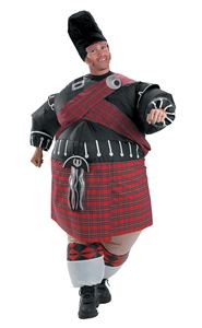 Austin Powers Fat Bastard Adult Mens Costume