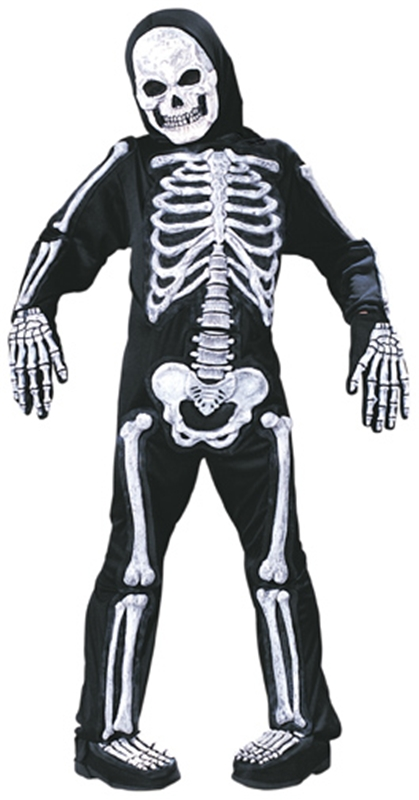 Skeleton Halloween Costumes
