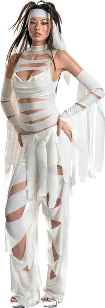 Deluxe Sexy Mummy Costume