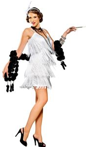 Hollywood Flapper Adult Womens Costume