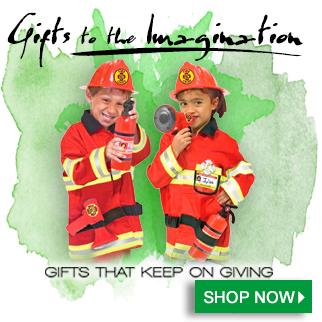 Kids Dressup Gifts via TrendyHalloween.com