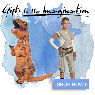 Gifts to the Imagination via TrendyHalloween.com