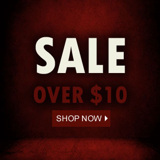 Black Friday Sale Over $10 via TrendyHalloween.com